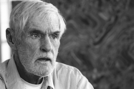 Stock Photo: 1599-12710 Timothy F. Leary (1920–1996), an American writer, psychologist, campaigner for psychedelic drug research and use and 60s counterculture icon