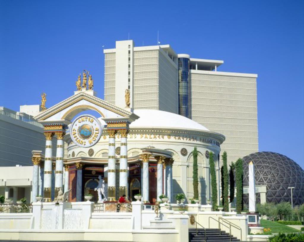 Caesars Palace, Las Vegas, Nevada : Stock Photo