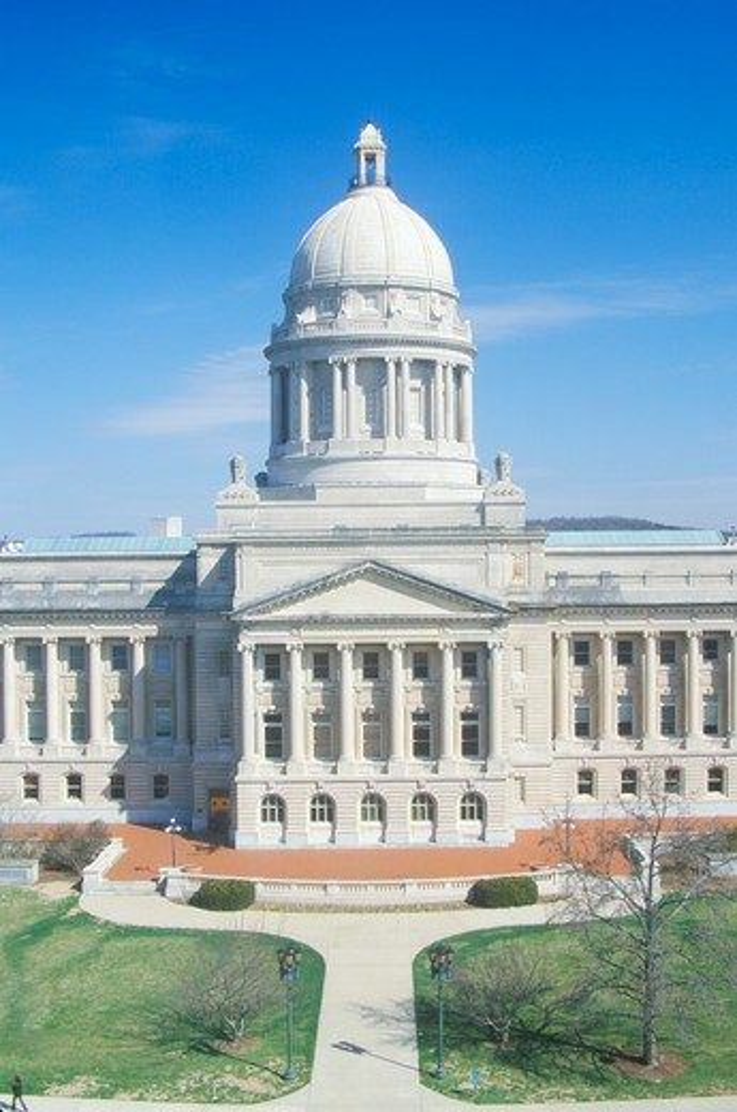 State Capitol of Arkansas, Little Rock : Stock Photo