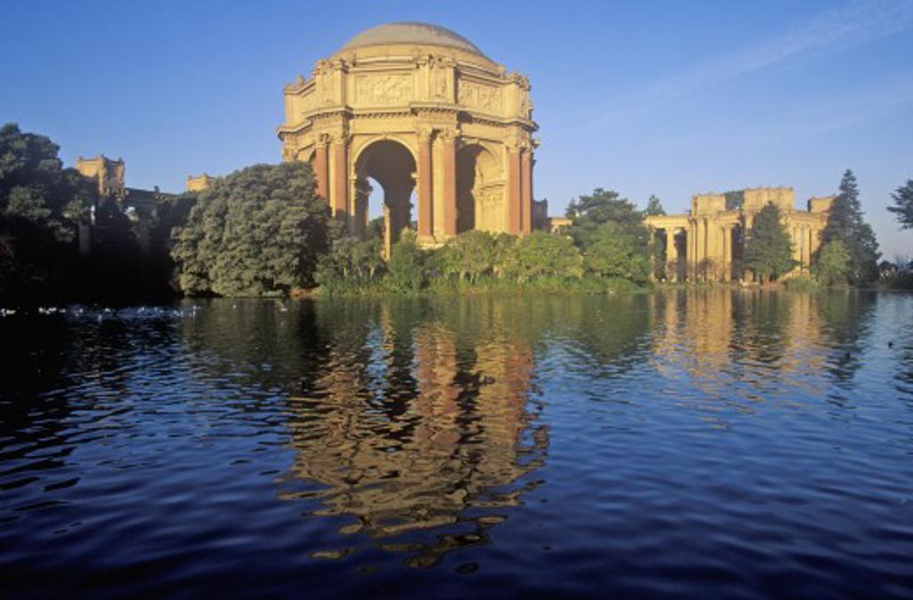 San Francisco's Exploratorium and Science Museum, San Francisco, California : Stock Photo