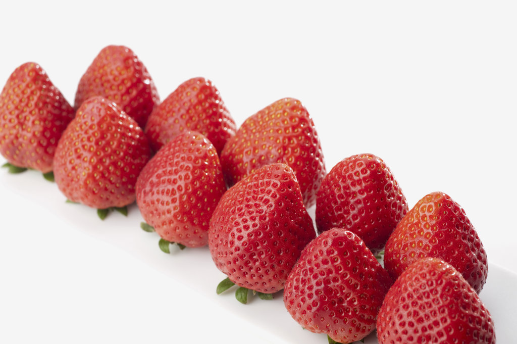 Strawberry : Stock Photo