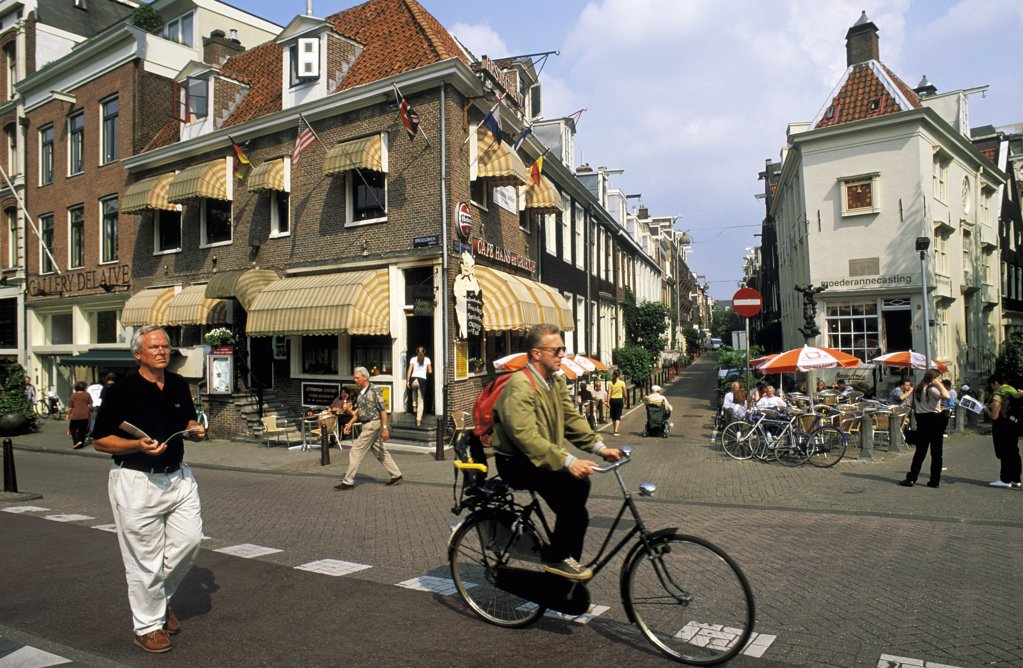 NETHERLANDS, AMSTERDAM : Stock Photo