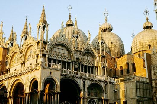 Italy, Venice, S. Marco basilica : Stock Photo
