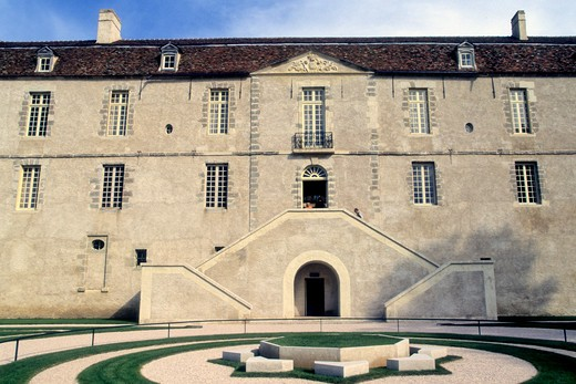 Stock Photo: 1606-107573 France, Burgundy, Nievre (58), Bazoches castle