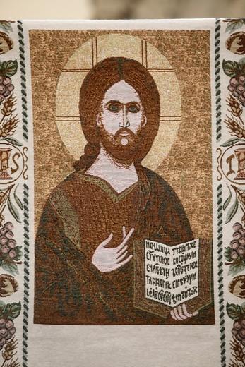 Stock Photo: 1606-112144 Italie, Lecce, Muro Leccese, Ambo in Dominican church, Muro Leccese, Apulia