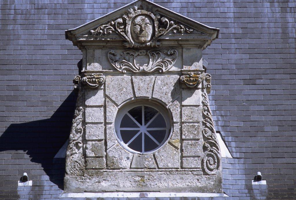 France, Picardie, Oise, Corbeil Cerf castle : Stock Photo