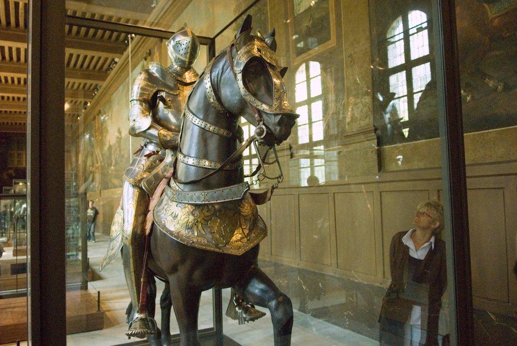 Stock Photo: 1606-113697 France, Paris, Invalides museum