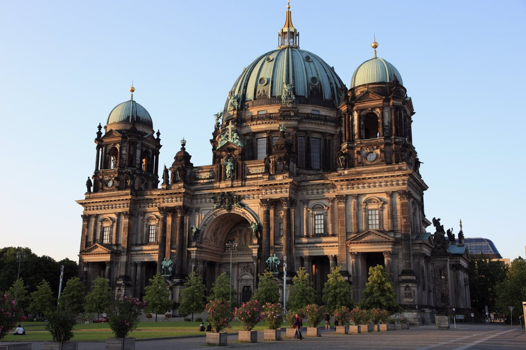 Germany, Berlin, Dom, Cathedral : Stock Photo