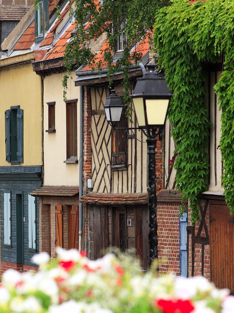 Stock Photo: 1606-124505 France, Picardie, Somme, Amiens, Saint Leu district