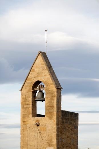 France, Bouches du Rh?ne, Salon de Provence, Saint Michel's church, Salon-de-Provence    France : Stock Photo