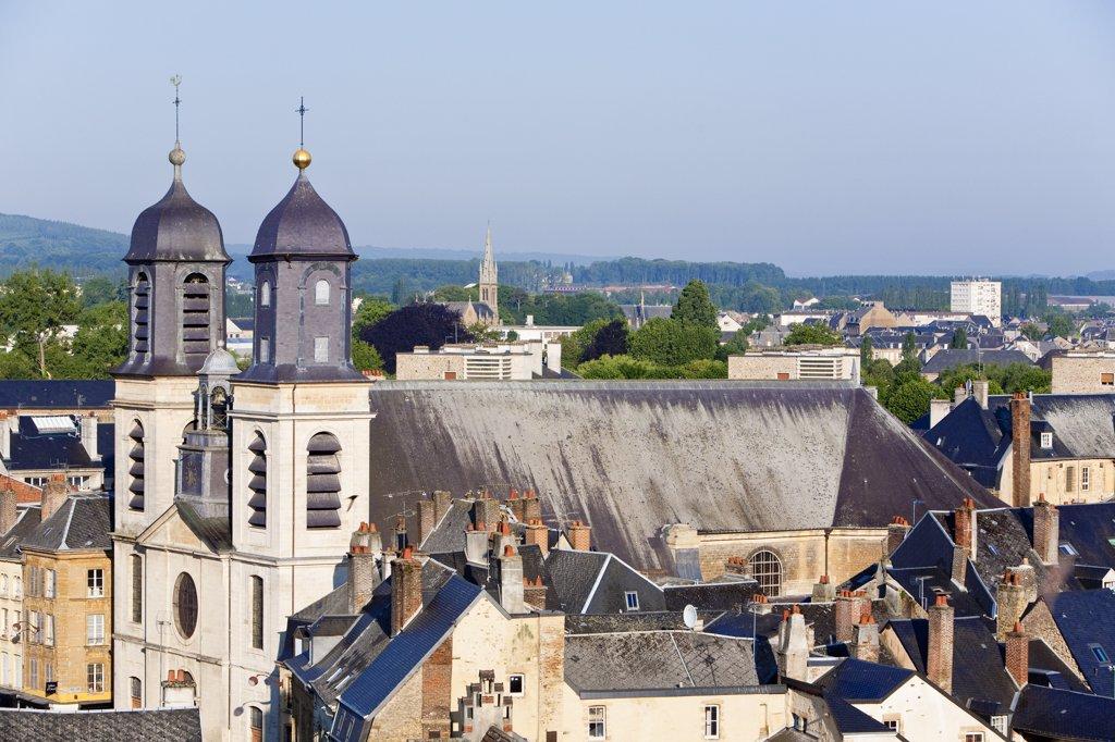 Stock Photo: 1606-131044 France, Ardennes, Sedan