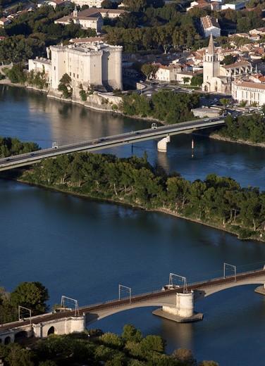 Stock Photo: 1606-134614 France, Provence, Tarascon