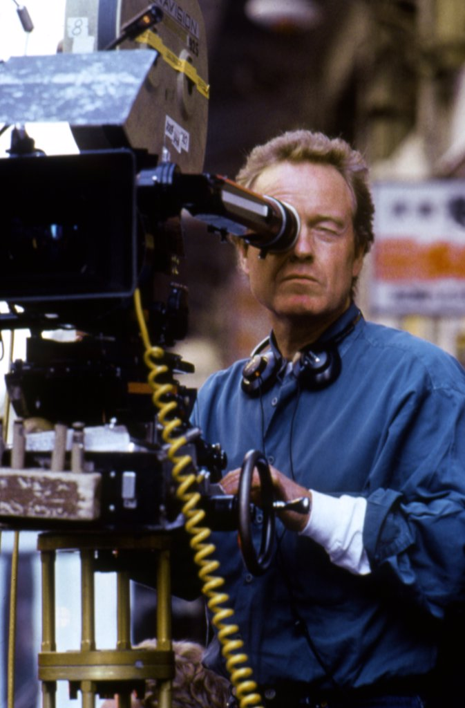 Ridley Scott / Black Rain 1989 directed by Ridley Scott : Stock Photo