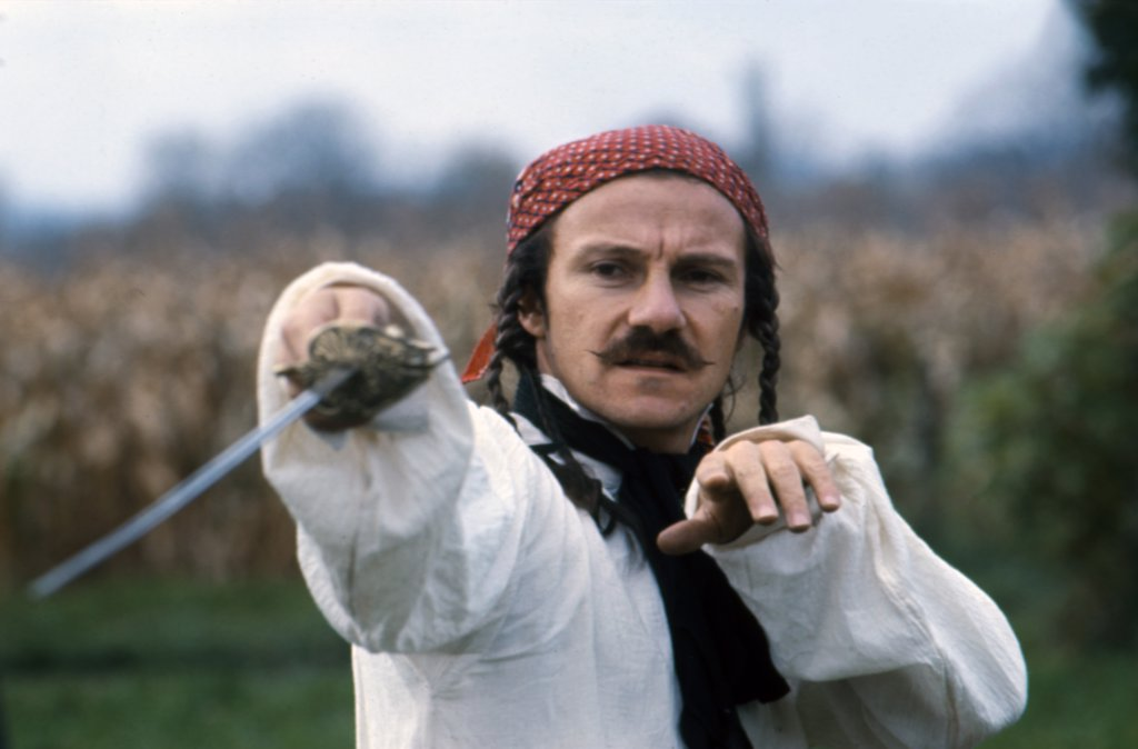 Stock Photo: 1606-152825 Harvey Keitel / The Duellists 1977 directed by Ridley Scott