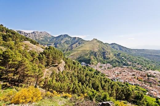 Cazorla, Jaen, Andalusia, Spain : Stock Photo