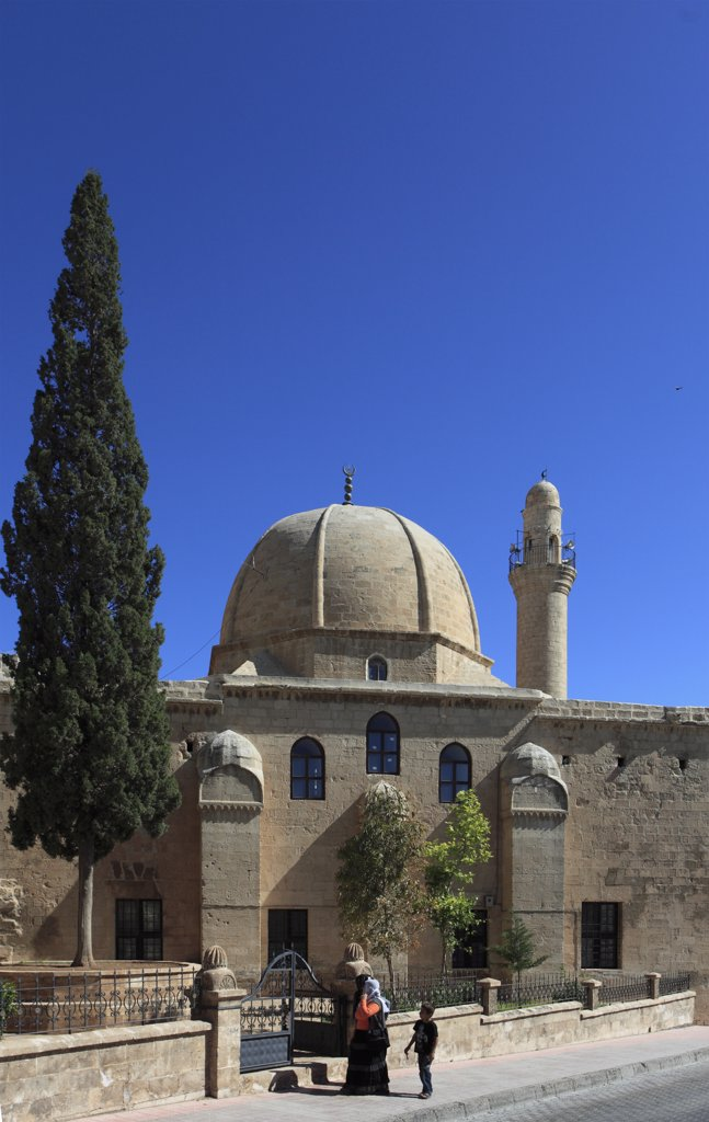 Stock Photo: 1606-158505 Turkey, Mardin, Melik Mahmut Mosque,