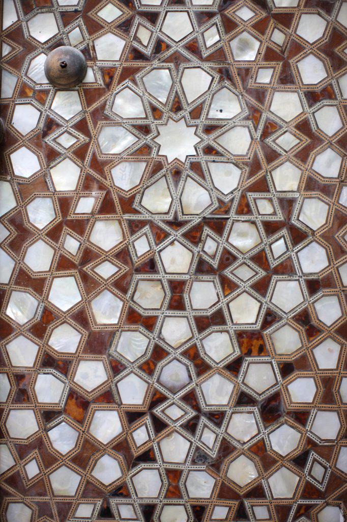 Topkapi palace. The harem . Istanbul. Turkey. (Istanbul, Marmara, Turquie) : Stock Photo