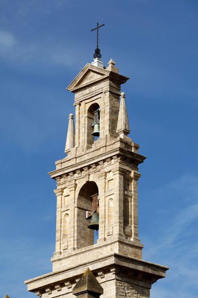 Real convento de San Zoilo (San Francisco) . Antequera. Spain. : Stock Photo