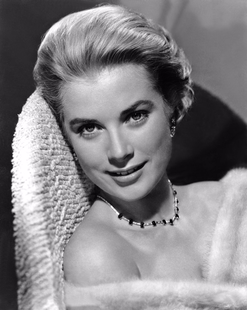 Stock Photo: 1606-165954 Grace Kelly , 1954 [Metro-Goldwyn-Mayer Pictures]