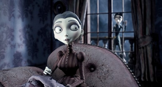 Stock Photo: 1606-166504 Victoria Everglot, voiced by EMILY WATSON , Corpse Bride , 2005 directed by Tim Burton [WARNER BROS. PICTURES]