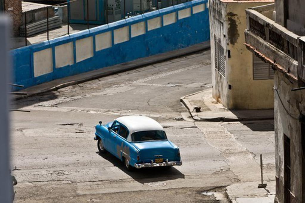 Stock Photo: 1606-167303 Cuba, street sceens