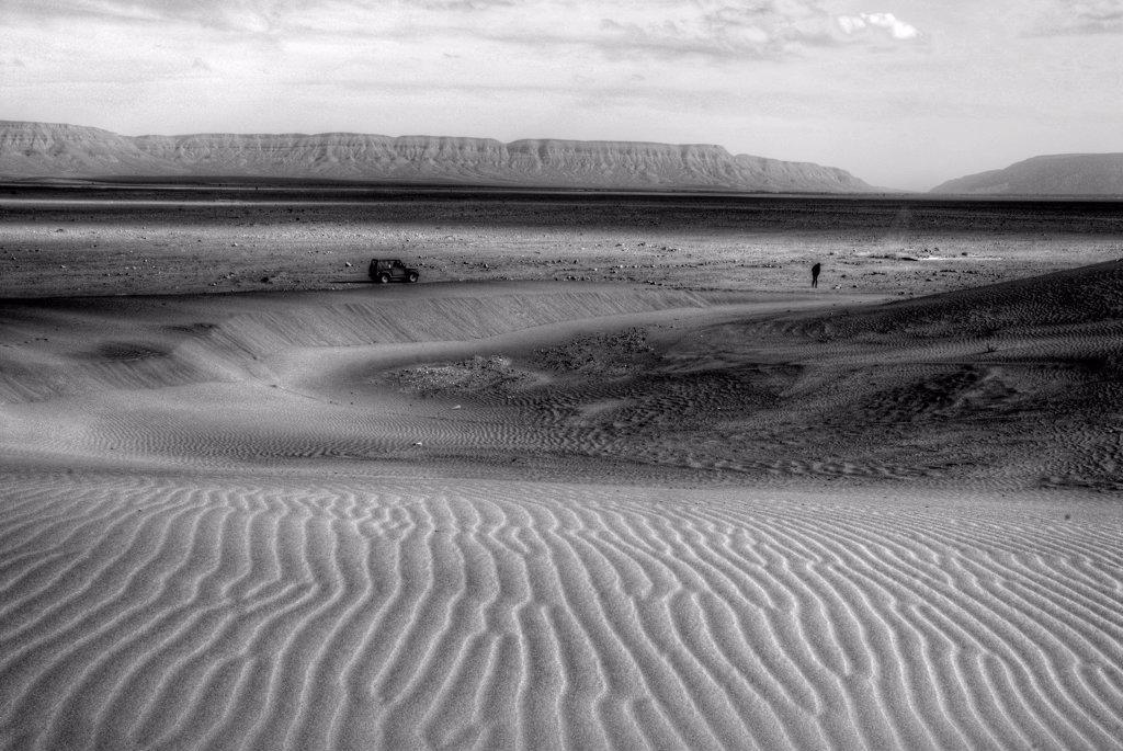 Stock Photo: 1606-184910 Erg Chigaga sand dune, Sahara Desert, Morocco, Africa
