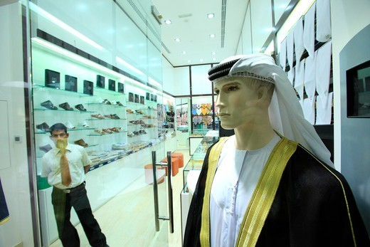 Stock Photo: 1606-197327 Uae, Dubai. Shop At Dubai Mall.