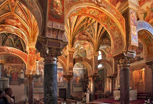 Stock Photo: 1606-198470 Spain, Andalusia, Cordoba City, Great Catholic Cathedral Of Córdoba, Chapel Of The Cardinal