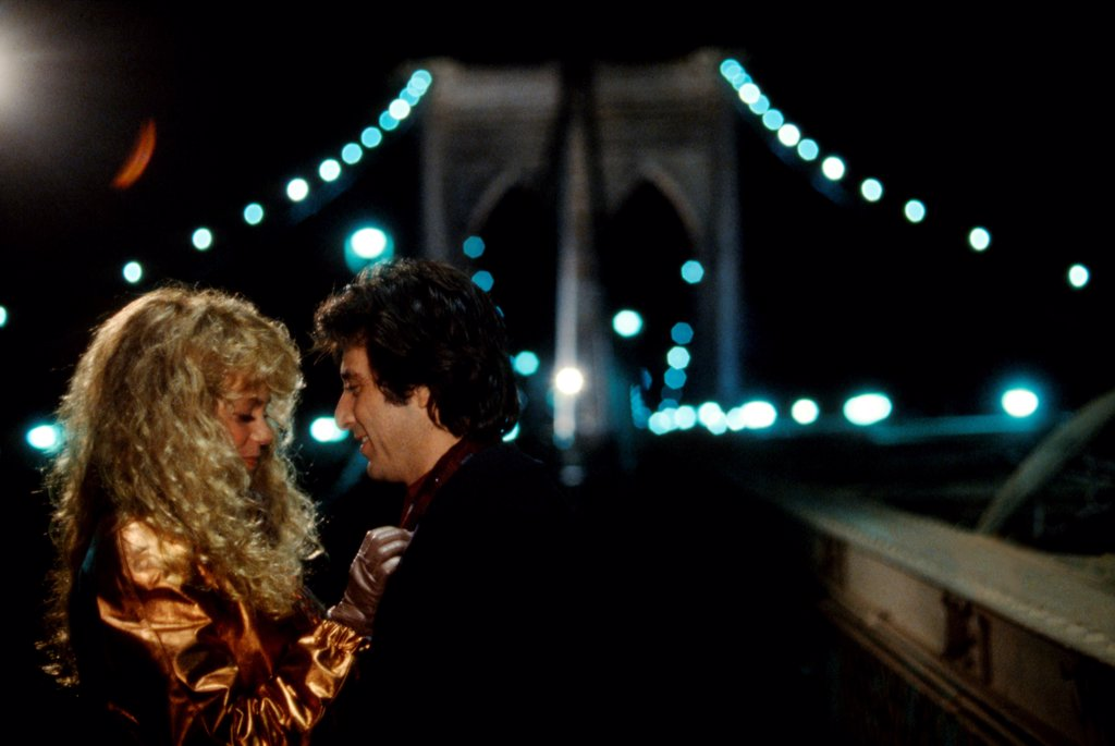 Stock Photo: 1606-203428 Dyan Cannon and Al Pacino, Author,  Author,  1982 directed by Arthur Hiller  (Twentieth Century Fox Film Corpo)