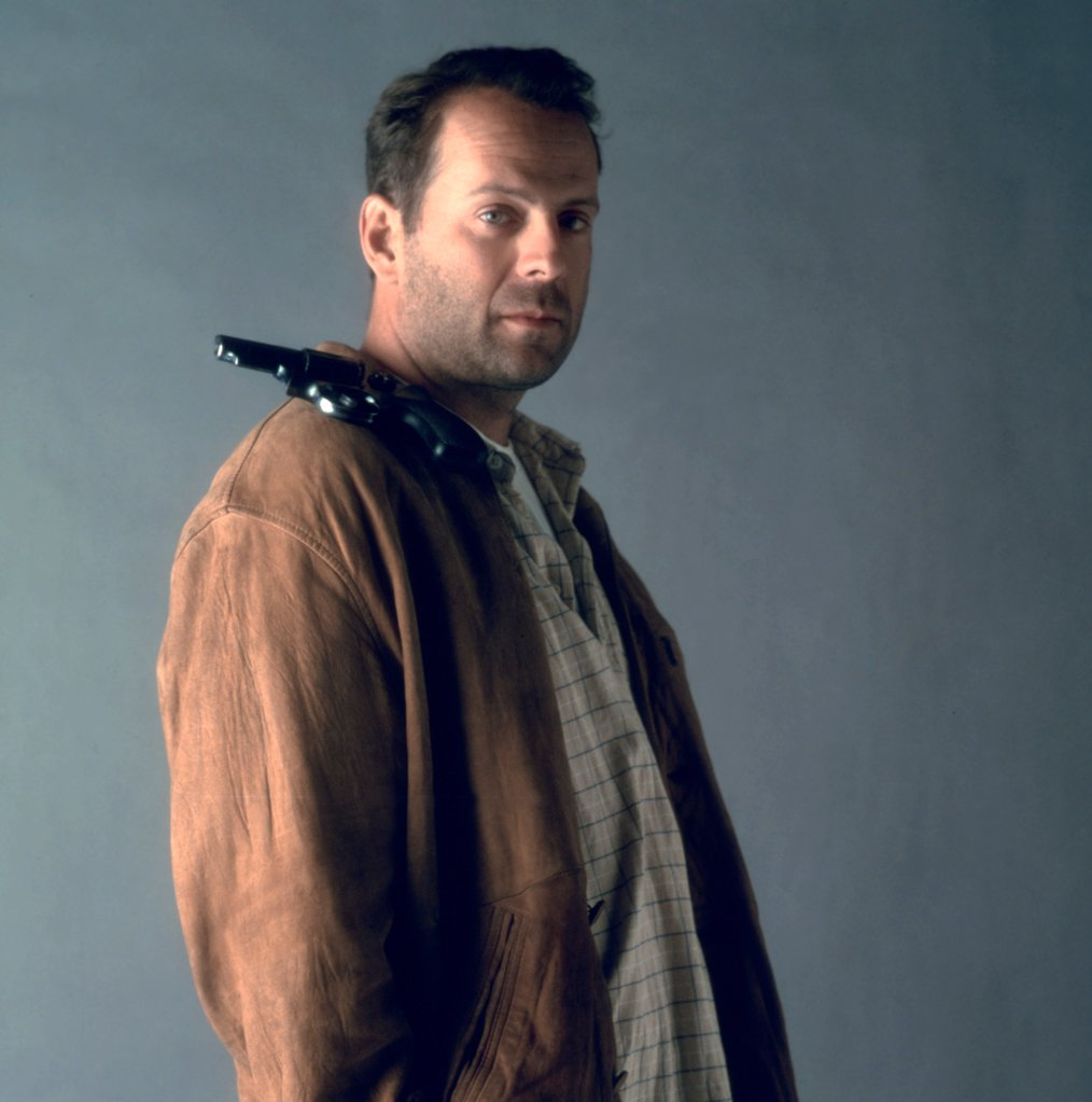 Stock Photo: 1606-203637 Bruce Willis, The Last Boy Scout, 1993 directed by Tony Scott (Warner Bros. Pictures)