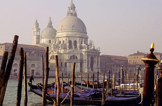 Italy, Venice, Salute chuch : Stock Photo