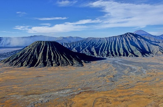Stock Photo: 1606-29451 Indonesia, Java, Mount Bromo and Tengger Caldeira