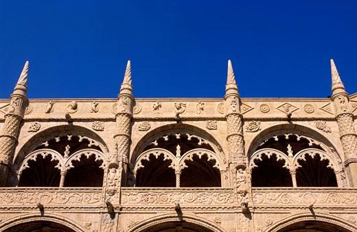 Stock Photo: 1606-40706 Portugal, Lisbon, Jeronimos Monastery