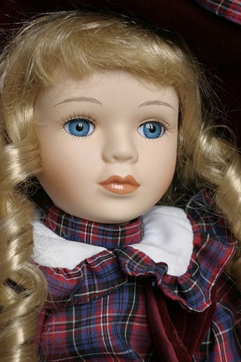 Stock Photo: 1606-41599 Doll