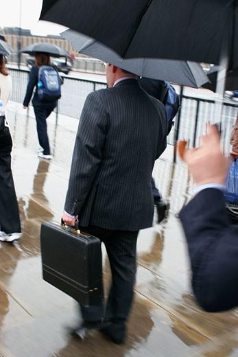Stock Photo: 1606-41832 United Kingdom, England, London, London Bridge