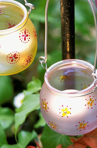 Stock Photo: 1606-45889 Still life of lanterns