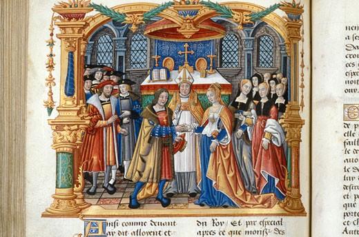Stock Photo: 1606-47434 France, Pays de Loire, Loire Atlantique, Nantes, Dobrée museum, picture, close-up