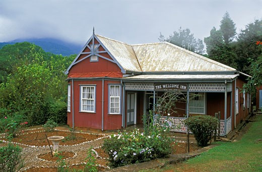 Stock Photo: 1606-48147 South Africa, Mpumalanga, Pilgrims Rest, Royal Hotel
