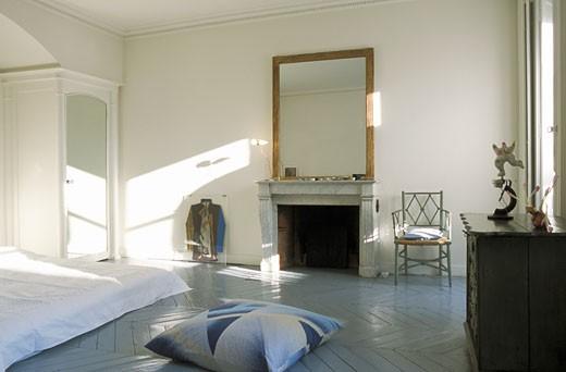 Stock Photo: 1606-48648 France, Paris, interior of a flat