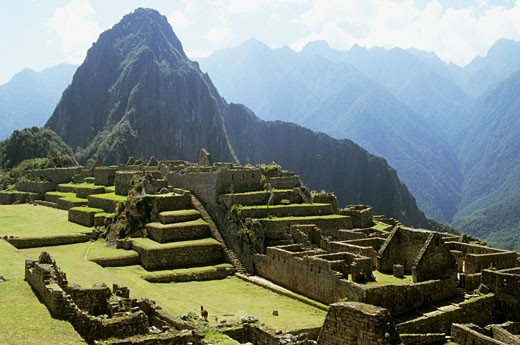Stock Photo: 1606-60260 Peru, Machupicchu