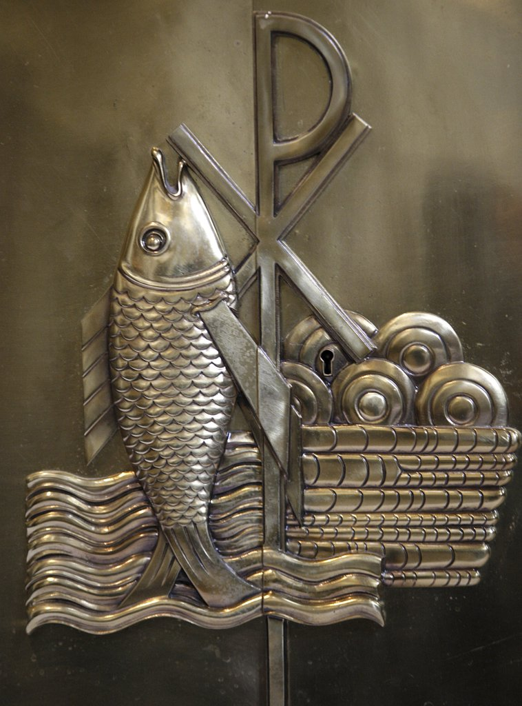 Stock Photo: 1606-72079 Autriche, Klosterneuburg, Christian symbols