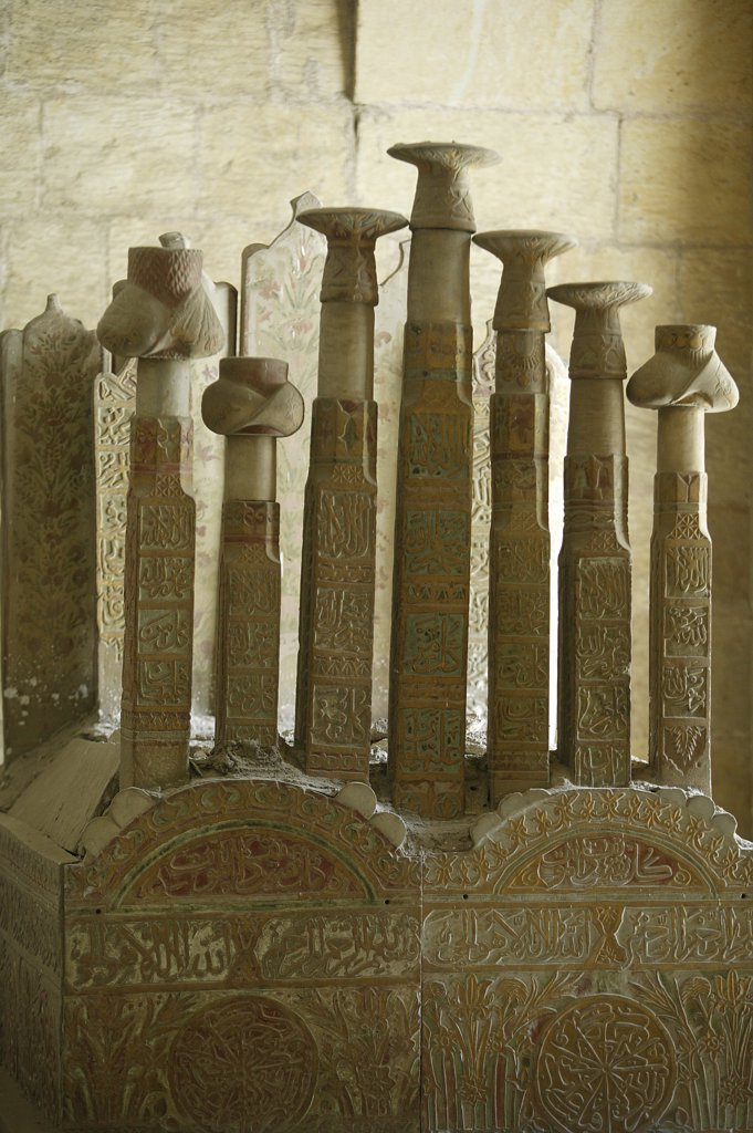 Stock Photo: 1606-72275 Egypt, Le Caire, Mameluk grave in the city of the dead