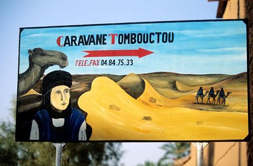 Morocco, South morocco, Draa valley : Stock Photo