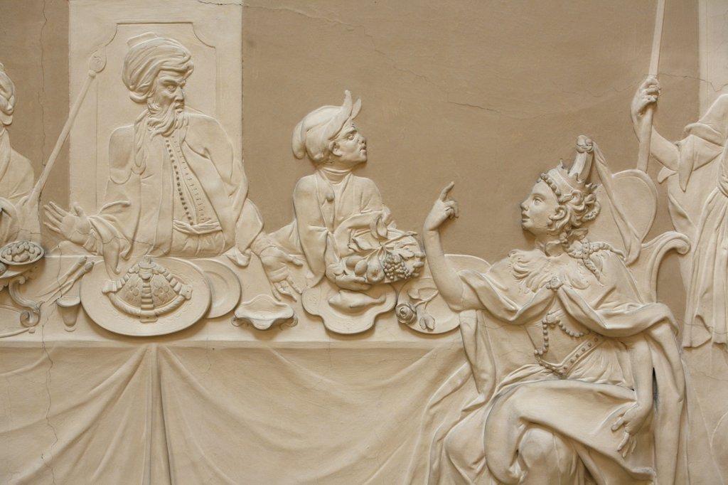 Autriche, Klosterneuburg, Queen of Sheba : Stock Photo