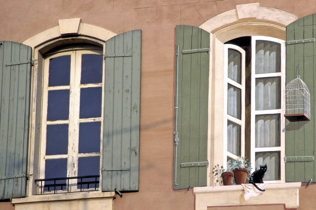 France, Alpes Provence cote d'Azur, Provence, Bouches du Rhône, Arles : Stock Photo