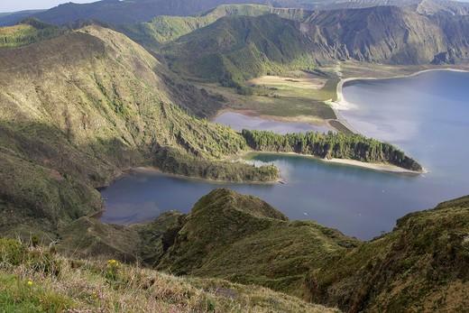 Azores archipelago : Stock Photo