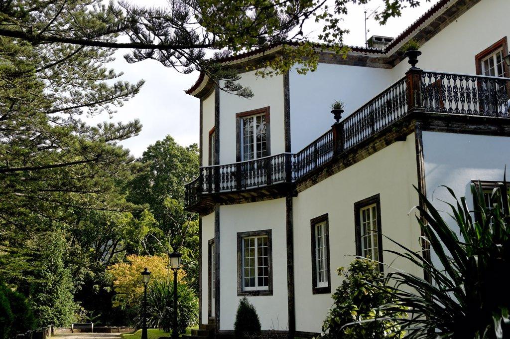 Azores, S. Miguel island, Furnas, Terra Nostra garden : Stock Photo