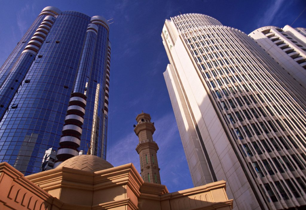 Abu Dhabi, United Arab Emirates : Stock Photo