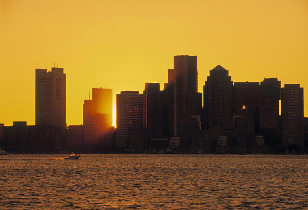 Stock Photo: 1609-11030 Boston Massachusetts USA
