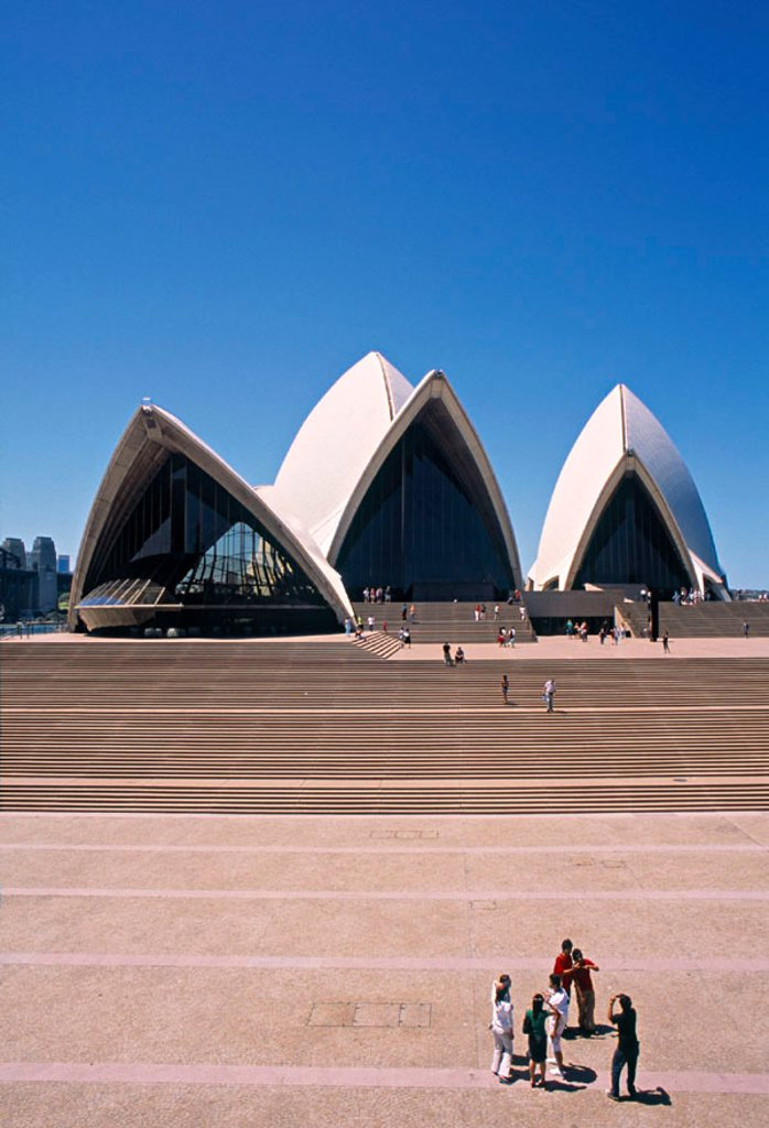 Opera House, Sydney, NSW, Australia : Stock Photo